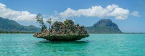 Bilde som viser hvor herlig det er å gjennomføre en bryllupsreise til Mauritius.